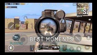 PUBG Mobile - Best Moments
