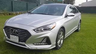 Hyundai Sonata 2018 - El perfecto sedán de Ñor