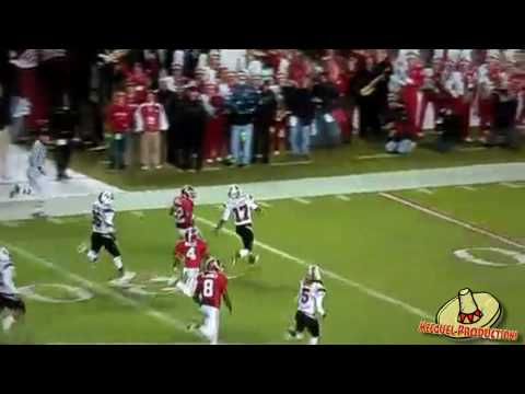 Mark Ingram(#22)- Official 2009 Heisman Highlights Video