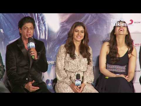 Gerua Song Launch From Dilwale | Shahrukh Khan, Kajol | Arijit Singh | Launch Event