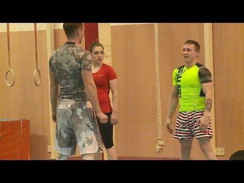 Алия Мустафина и Денис Аблязин восстанавливают спортивную форму в Пензе