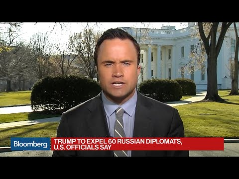 Trump Said To Expel 60 Russian Diplomats, Close Consulate