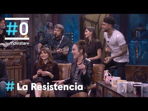 LA RESISTENCIA - Especial Física o Química | #LaResistencia 14.03.2019