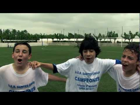 Documental futbol base trailer 2