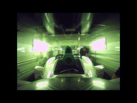 AndrettiTV - Transporters Load for 2014 Grand Prix of St. Pete