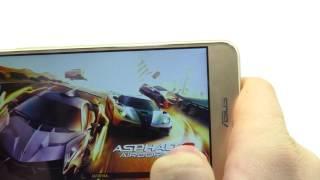 Видео обзор смартфона ASUS ZenFone 3 MAX ZC520TL 16 Гб золотистый