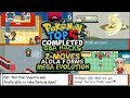 Top 5 Completed Pokémon Gba Rom Hacks 2018 With Z-Moves, ALOLA forms, Mega Evolution and Gen 7