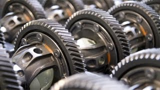 Germany Worm Gears Manufacture - Discover Heavyweight Production |  Technology Connections