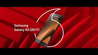 Business Red EU 2GB - Válassza a Samsung Galaxy A5 (2017) telefont!