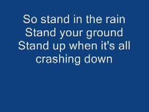 Don Ray:Standing In The Rain Lyrics | LyricWiki | FANDOM ...