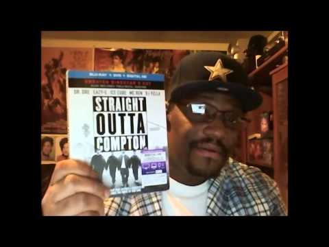 Straight Outta Compton Movie Unboxing