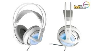 Обзор SteelSeries Siberia v2 Frost Blue Edition