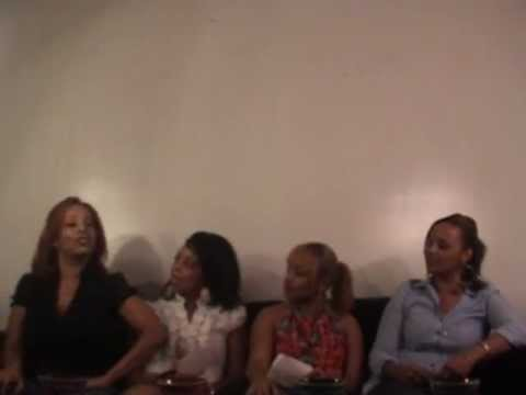 Mama Jones Vs. Chrissy, Forbes Vs. Scrubs, Porn Star Pinky Rocking The Mic video