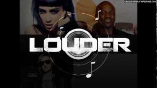 Watch Akon Louder video