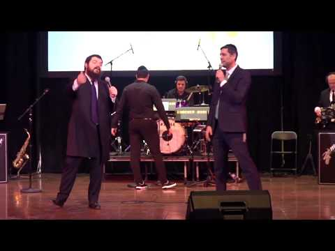 Shabbos Medley - Benny Friedman & Ari Goldwag (Live 2018) בני פרידמן וארי גולדוואג שירי שבת