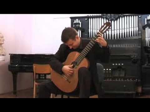 Goran Krivokapic - Bach Violin Sonata III Largo
