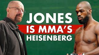 Breaking Bones: Jon Jones Is MMA's Heisenberg