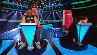 Miguel Neto - As Baleias - The Voice Kids