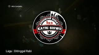 Lirik Lagu Ditinggal Rabi Versi Jathilan - RKS CREW