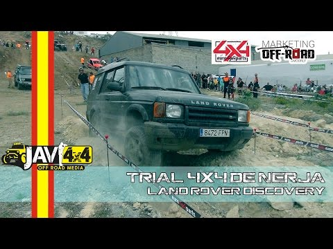 Trial 4x4 de Nerja 2016 (Land Rover Discovery TD5)