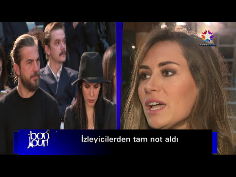 EuroStar Tv Bonjour, 56.  Bölüm Selma Çilek Paris Defilesi