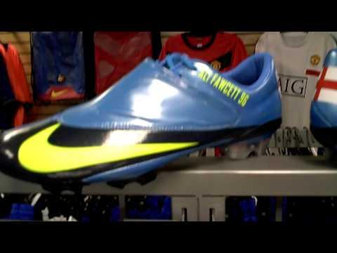 Nike Mercurial Custom Shoes
