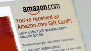 How to Attach and Amazon Gift Card to an eCard