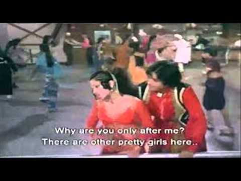Wada Karo Naheen Chodoge  - Aa Gale Lag Jaa (1973)  KARAOKE...