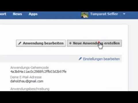 Facebook App in 5 Minuten erstellen