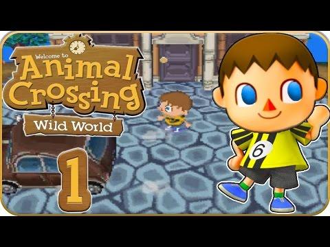 Let's Play Animal Crossing: Wild World Part 1: Willkommen in Randomia!