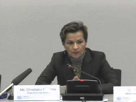 ADP 2 closing press briefing by Christiana Figueres