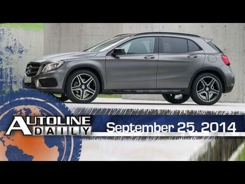 Mercedes GLA Impressions, Ford's New Prisoner Hauler - Autoline Daily