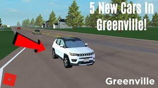 5 New Cars In Greenville!