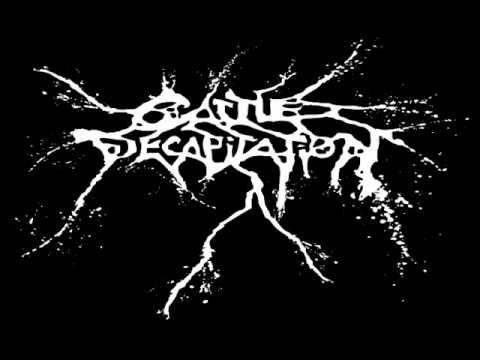Cattle Decapitation - We Are Horrible People