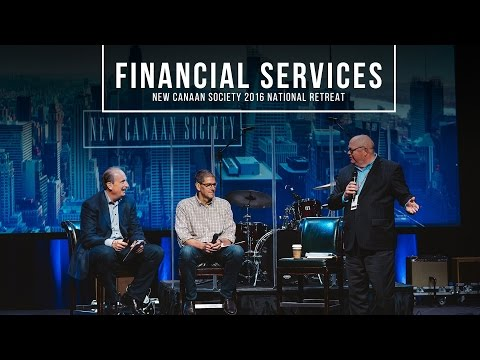 Financial Services - Industry Gathering - New Canaan Society 2016 National Retreat
