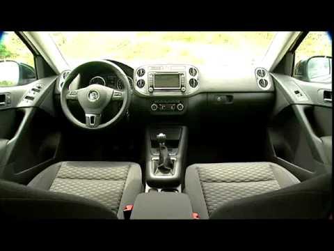 ZF-Praxistest - Platz 2: Der VW Tiguan