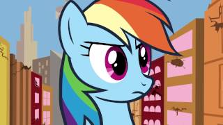MLPFiM: Double Rainboom - Show-Length Edit