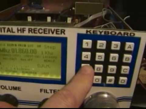 HF RECEIVER by Stefano Homebrew