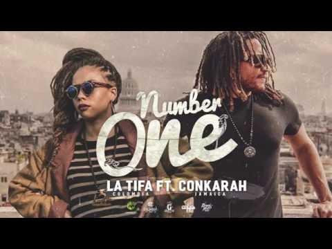download lagu La Tifa Ft Conkarah - Number One gratis