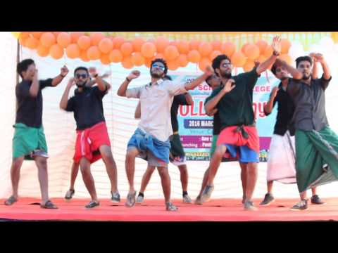 WMO IGASC College Day's Best Entertaining Dance