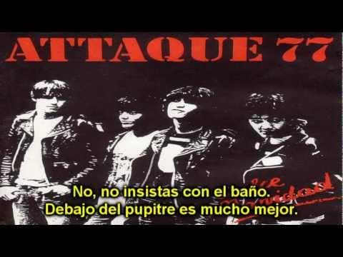 Attaque 77 - Hay Una Bomba En El Colegio