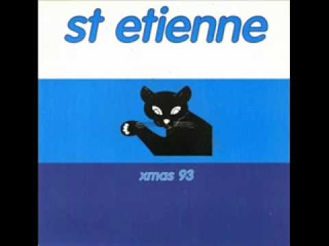 Saint Etienne feat. Tim Burgess - I Was Born On Christmas Day
