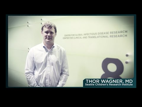 Seattle Children's Research Institute's Faces of Research – Meet Dr. Thor Wagner