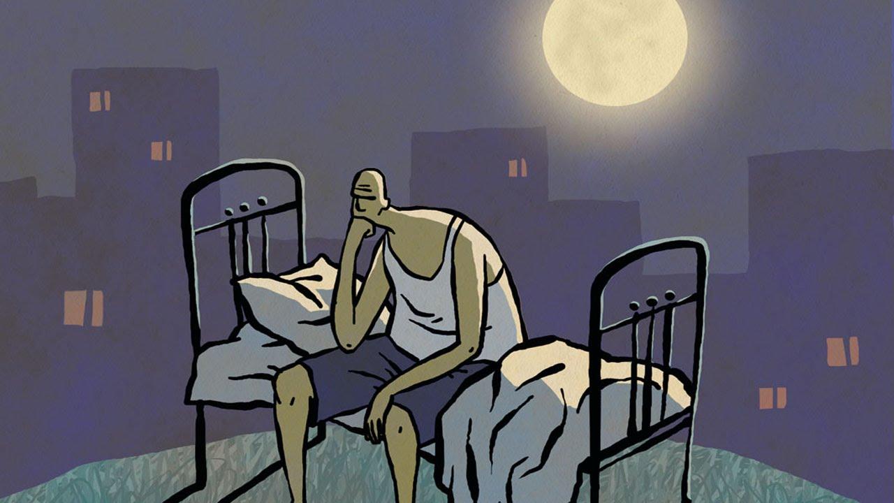 Открытки кому не спится в ночь глухую