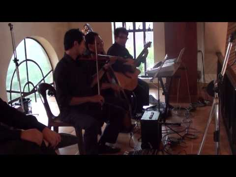 String Colours Ensemble - Please Be Careful With My Heart - Instrumental Live Cover - Caleruega video