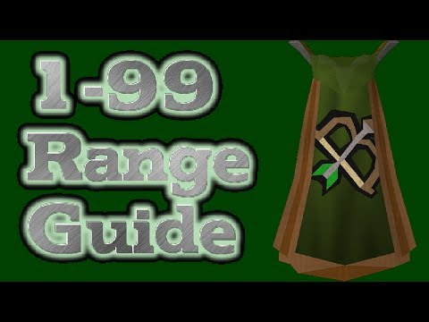 1-99 Ranged Guide Runescape 2014 – Fast and Cheap Methods [P2P] EOC