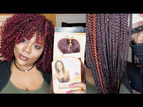 I & I Hair SPETRA EZBRAID Luxury Premium Braiding Hair Review
