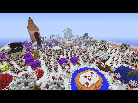 Minecraft Xbox Stampys Paradise Hunger Games