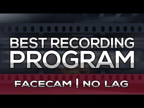 [TUTORIAL] Best Video Game RECORDING Program NO LAG - FACECAM - Mirillis Action Best Settings