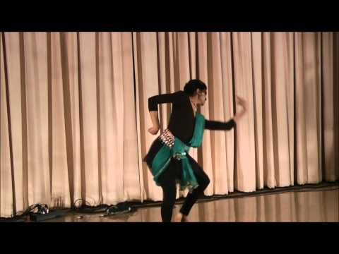 Fusion Dance To Rabindra Sangeet - Sung By Shounok Chattopadhyay video
